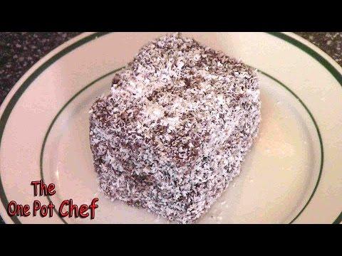 Easy Lamingtons | One Pot Chef