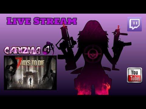 Live Stream : Multiplayer 7 Days to Die