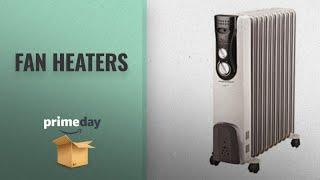 Fan Heaters Prime Day 2018: Morphy Richards OFR 09F 2400-Watt Oil Filled Radiator (Grey)