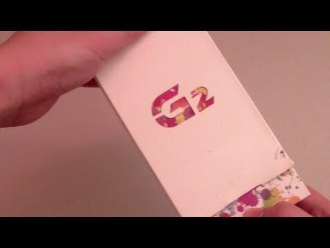 Verizon LG G2 Unboxing!