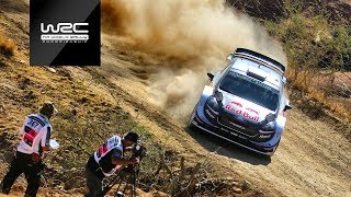 WRC - Rally Guanajuato México 2018: Best of Action!