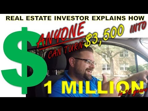 How to make $1 million dollars in 10 years with James Wise