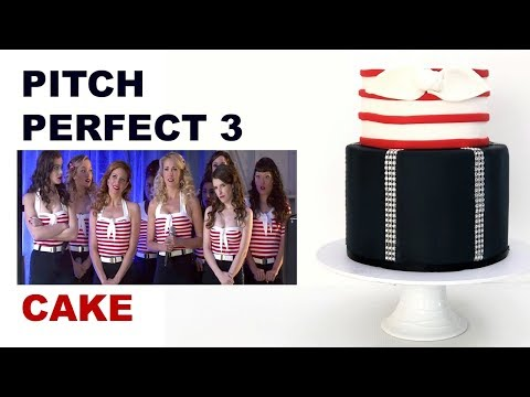Pitch Perfect Inspired CAKE!