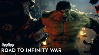 Road to Infinity War: Episode 2 | The Incredible Hulk