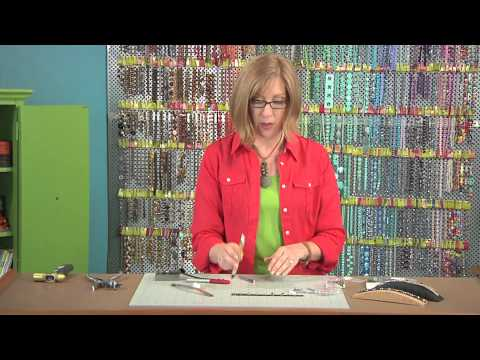 How to Create a Leather Strap Bracelet | Katie Hacker