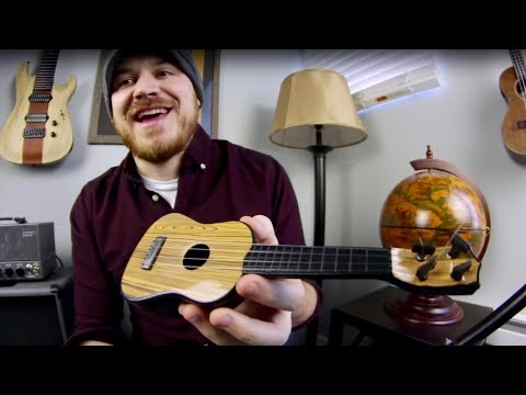 Writing with a $1 Guitar