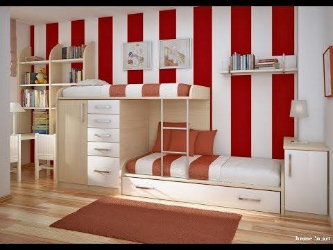 WATCH THIS !!! 40 BEST MINIMALIST BUNK BED DESIGN IDEAS FOR KIDS ROOM