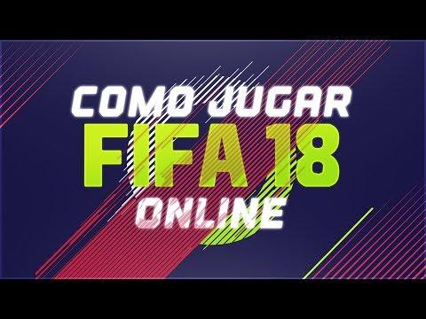 Como Jugar FIFA 18 Online