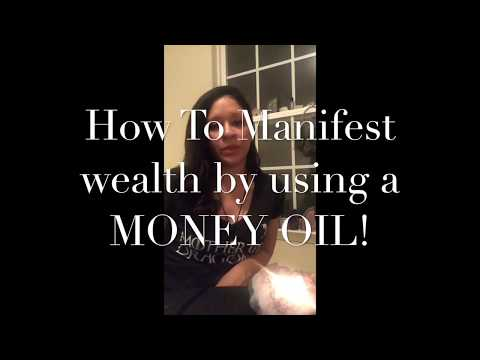 How To Make Money Oil To Attract Cash