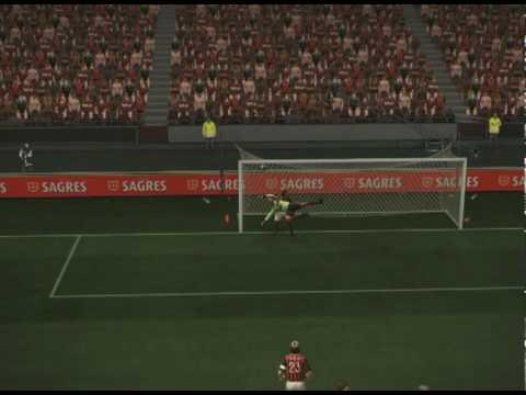 PES2010 - C. Ronaldo Goal by NyltonMartins