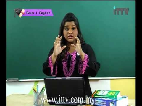 iTTV PMR PT3 Form 1 English #2 Keep It Green, Keep It Clean (Read Away) Tuition/Lesson/Exam/Tips