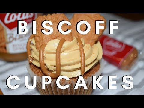 Biscoff Cupcakes | Holland's Cakes