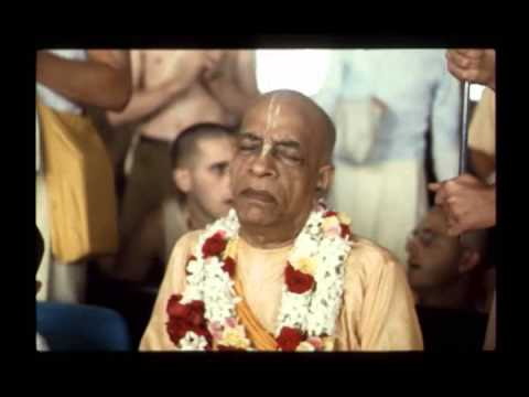 What is the Aim of Life? What is God? - Prabhupada 0137