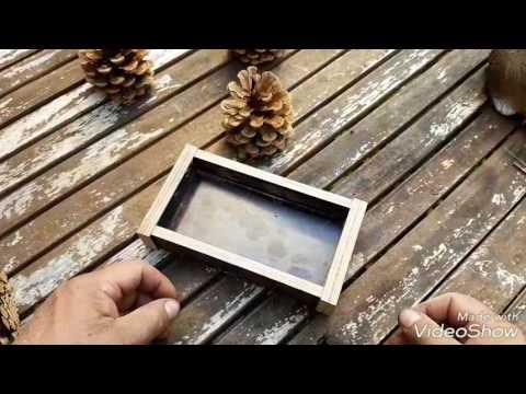 Casting Pine Cone Penblanks