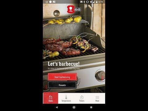 Weber iGrill App Review v4.6.5 It's getting better, but still needs help