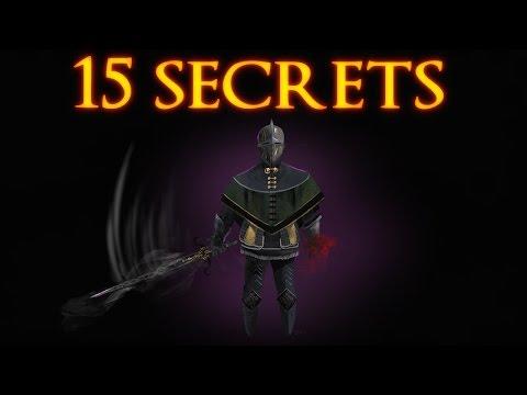 Dark Souls 3 DLC ► 15 Secrets of Ariandel