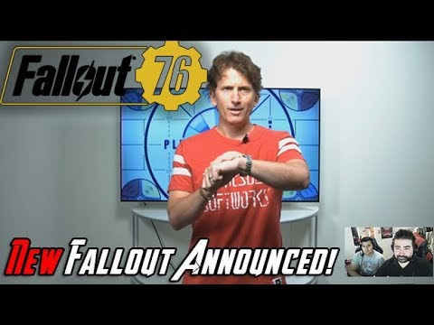 AJ: Fallout 76 - Angry Trailer Reaction!