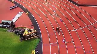4x100m Relay Women Heat 2 IAAF World Champs London 2017