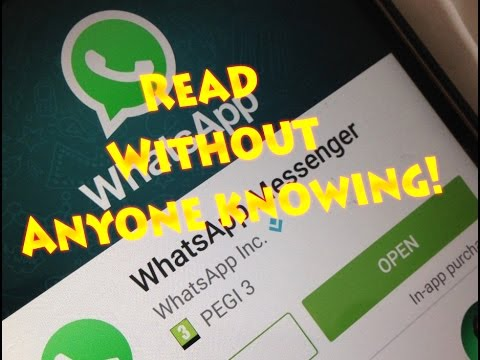 Read WhatsApp And Facebook Messages Without Being Seen! | With PROOF!