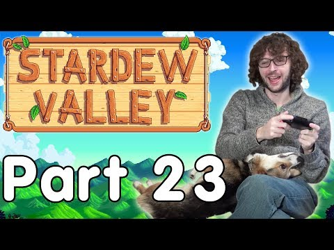 Stardew Valley - Dance Of The Moonlight Jellies - Part 23