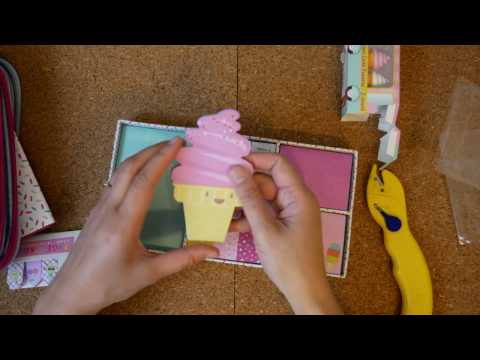 sweet treats stationery haul | target dollar spot | happy mail unboxing