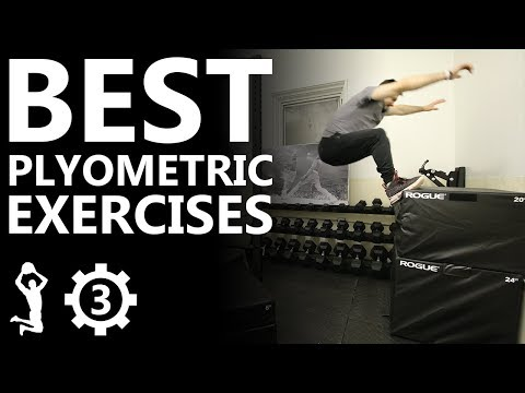Plyometric Exercises for Vertical Jump: How to Increase Your Vertical and Jump Higher