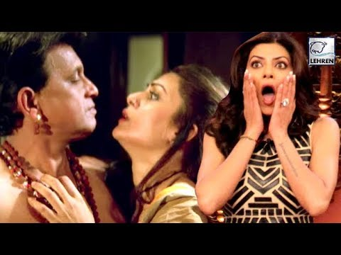 When Sushmita Sen Was Touched Inappropriately By Co-Star Mithun Chakraborty