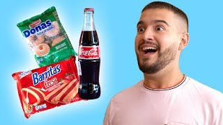 Download MEXICAN Snacks [Part 3] | Mexican Survival Guide Video