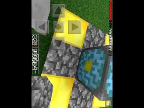 Como hacer el portal al nether en minecraft 0.9.4