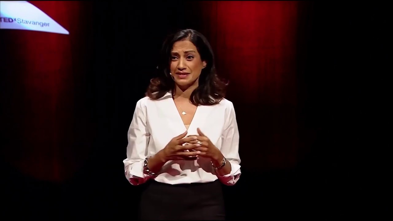 What working with psychopaths taught me about leadership | Nashater Deu Solheim | TEDxStavanger