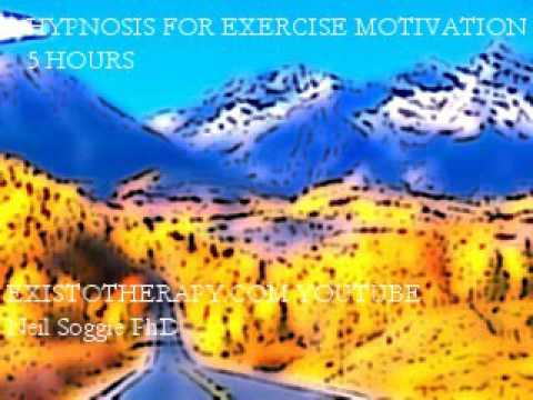 Exercise motivation hypnosis - fitness and weight loss - existotherapy.com