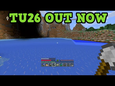 Minecraft Xbox 360 TU26 - Out Now, Change Log & TU27 Talk