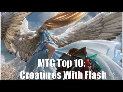 MTG Top 10: Creatures With Flash