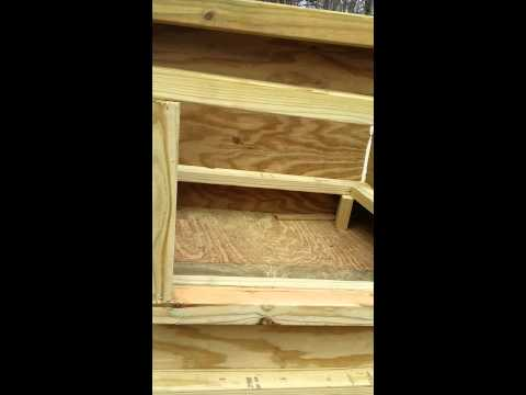 Tom Garner Kennels Whelping Box Rebuild, Part 2