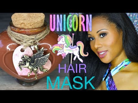 🦄 Grow Hair Fast & Soft |  Natural Hair Products