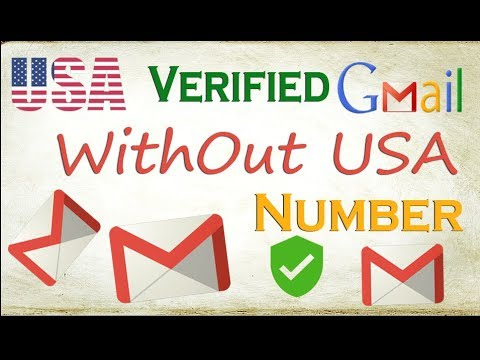 Google Account | how to Create usa Verified  Gmail account Without usa  Phone Number