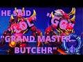 """Butcher Lamb - """"GM BUTCHER?"""" HE SAID - Grandmaster Storm League"""