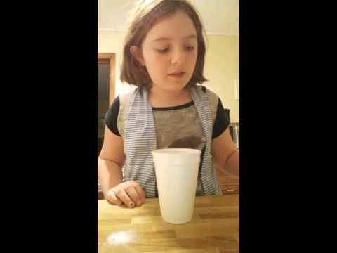 How to make slime with body wash and baking soda