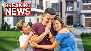 We CHANGED His LIFE Forever! **EMOTIONAL** | The Royalty Family