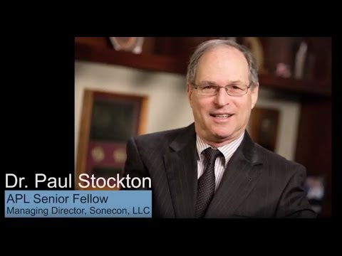 Dr. Paul Stockton: Designing a Post-Cyber Attack Power Restoration System