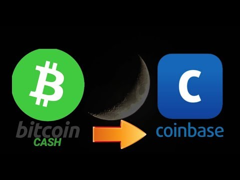 Bitcoin Cash Added To Coinbase Price Surge Coming?