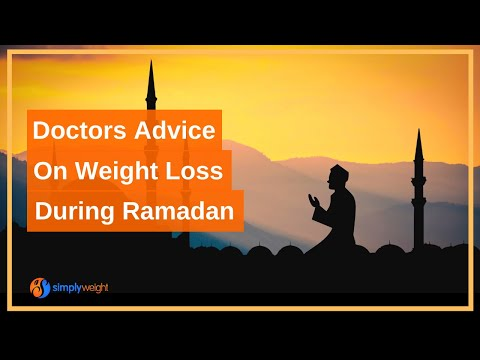 Doctors Reveal Truth about Weight Loss during Ramadan