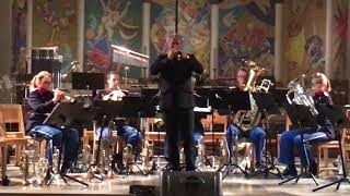 Tartini's Trumpet Concerto 2. sats - Ole Edvard Antonsen - Prinsens Musikkorps