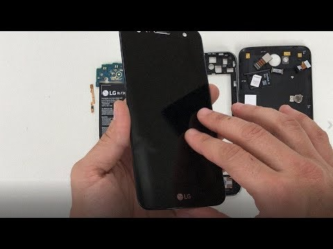 How to Take Apart & Replace LG Fiesta 2 LCD Glass Screen Repair