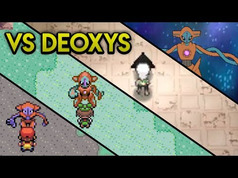 Evolution of Deoxys Battles (2004 - 2014)