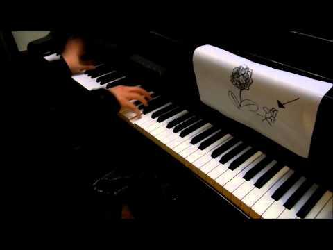 【ピアノ】「Black Rose Apostle」を弾いてみた
