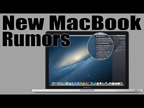 New 2012 Macbook Pro - Rumor Roundup