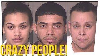 Three People Arrested After Jealous Plot ft. DavidSoComedy