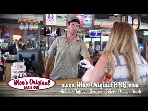 Moe's Original Bar B Que South Alabama Commercial 2016