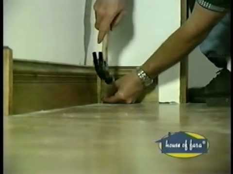 Do it Yourself - Base Moulding Installation